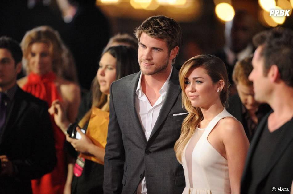 Miley Cyrus et Liam Hemsworth victimes de pleins de rumeurs