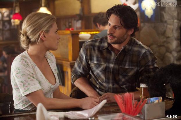 Alcide et Sookie bientôt ensemble dans True Blood ?