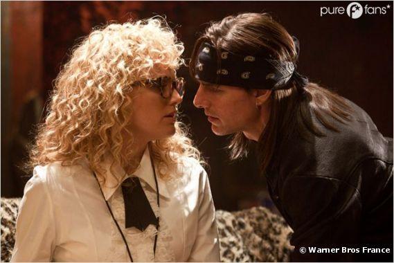 Tom Cruise et Malin Akerman ont tourné une scène délirante !