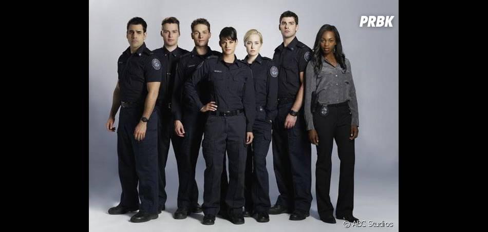 Rookie Blue, la série de l'été de la chaîne ABC