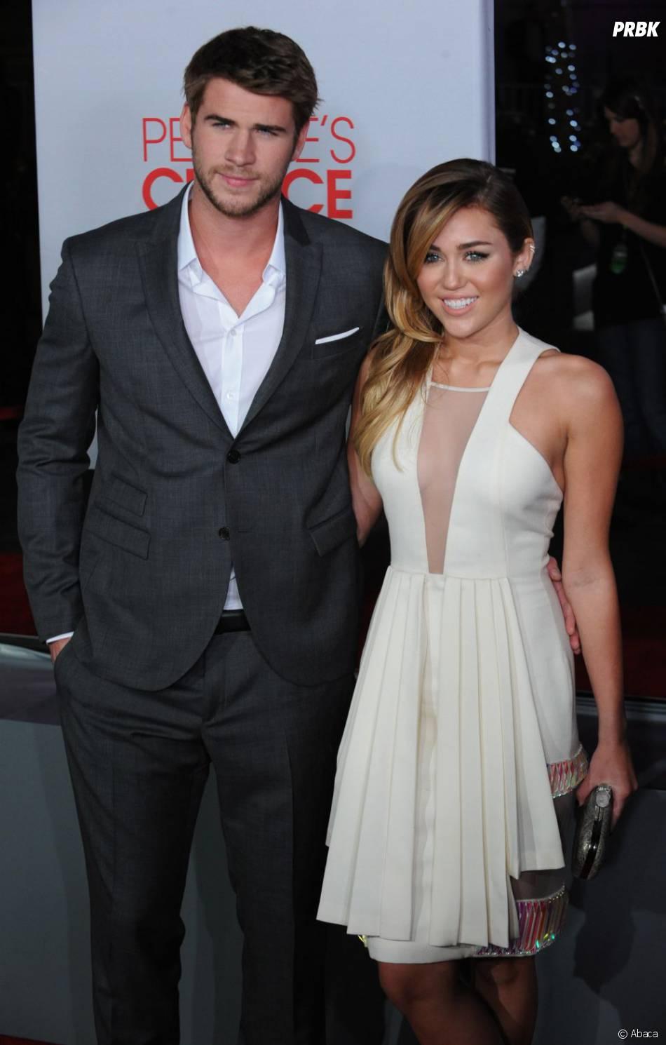 Les fiançailles de Miley Cyrus et Liam Hemsworth en danger ?