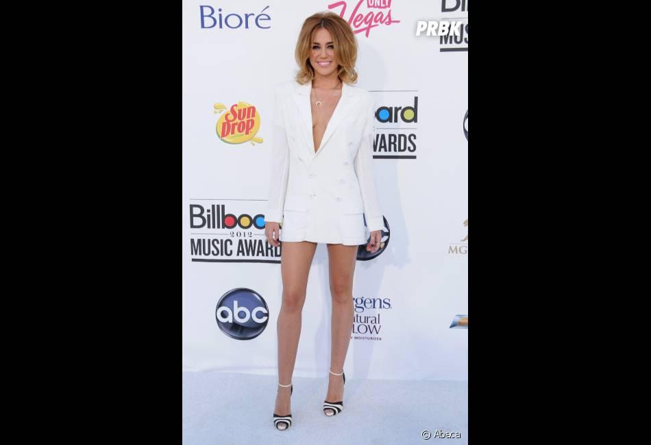 Miley Cyrus est de plus en plus fine !