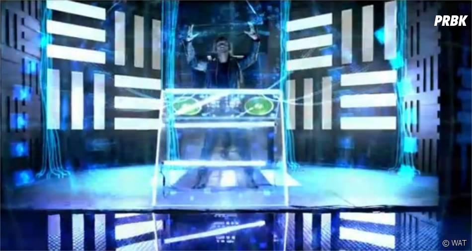 David Guetta dans la 3e dimension