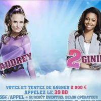 Secret Story 6 : Audrey et Ginie en danger ! Qui doit partir ? (SONDAGE)