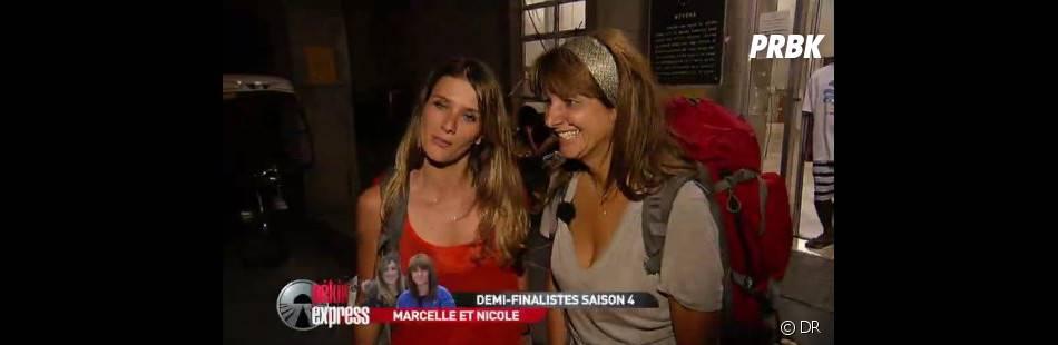 Nicole et Marcelle ne sont pas dans Pekin Express pour faire de la figuration !