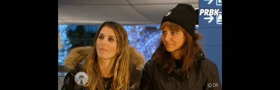 Marcelle et Nicole sont habituellement très soudées...
