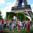 Cadre idéal pour la flashmob des One Direction