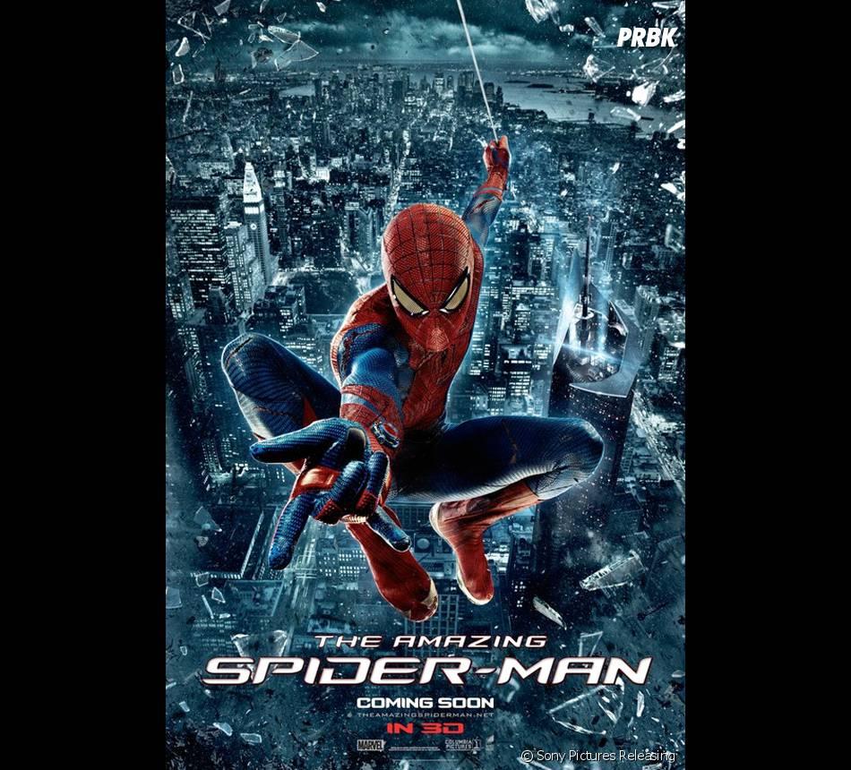 The Amazing Spider-Man continue de tisser sa toile