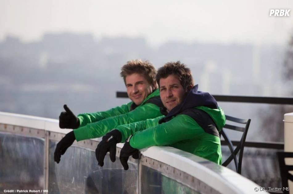 Que de chemin parcouru pour Ludovic et Samuel !