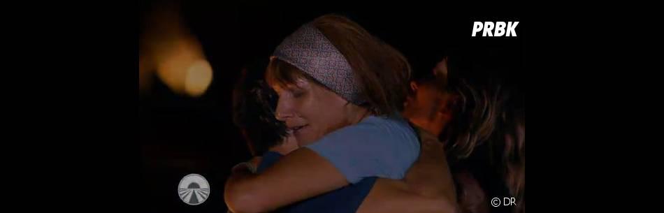 Nicole était heureuse pour Ludovic et Samuel