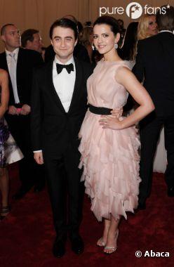 Daniel Radcliffe et Rosie Coker...