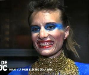 Audrey, danseuse de club et reine de la nuit sur TF6 !