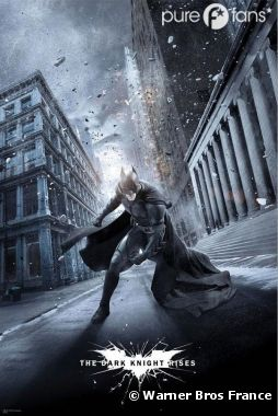 The Dark Knight Rises, 160 millions de dollars au box-office