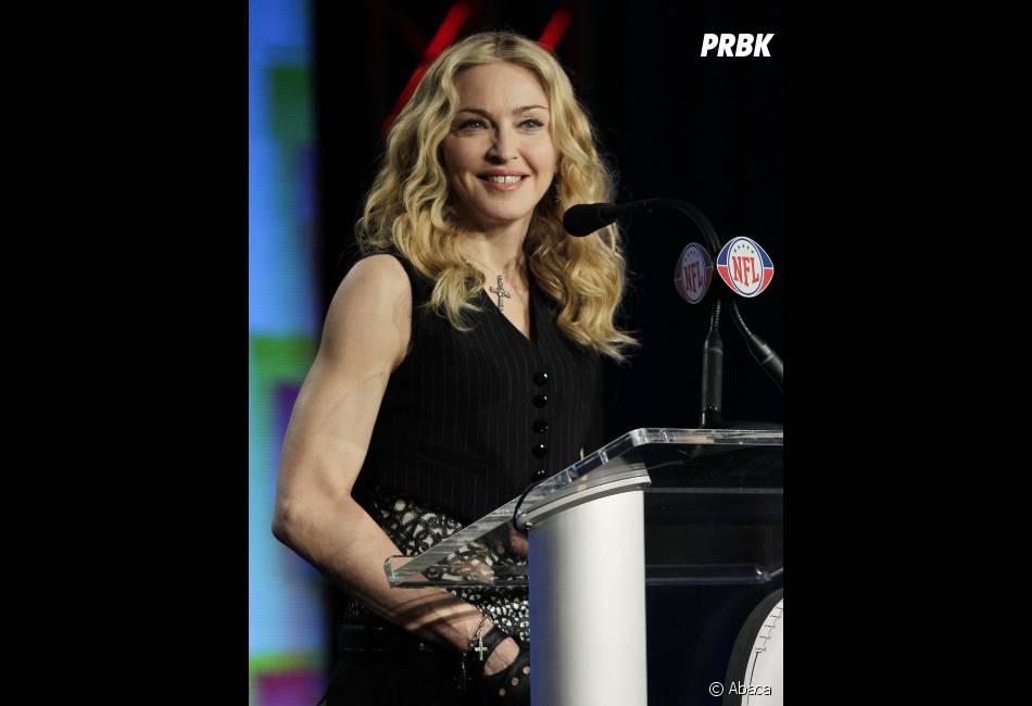 Madonna n 39 est pas tendre avec lady gaga purebreak - Lady gaga on est pas couche ...