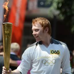 Rupert Grint : le sorcier met le feu... à la flamme olympique !