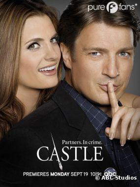 Castle saison 5 arrive le24 septembre 2012