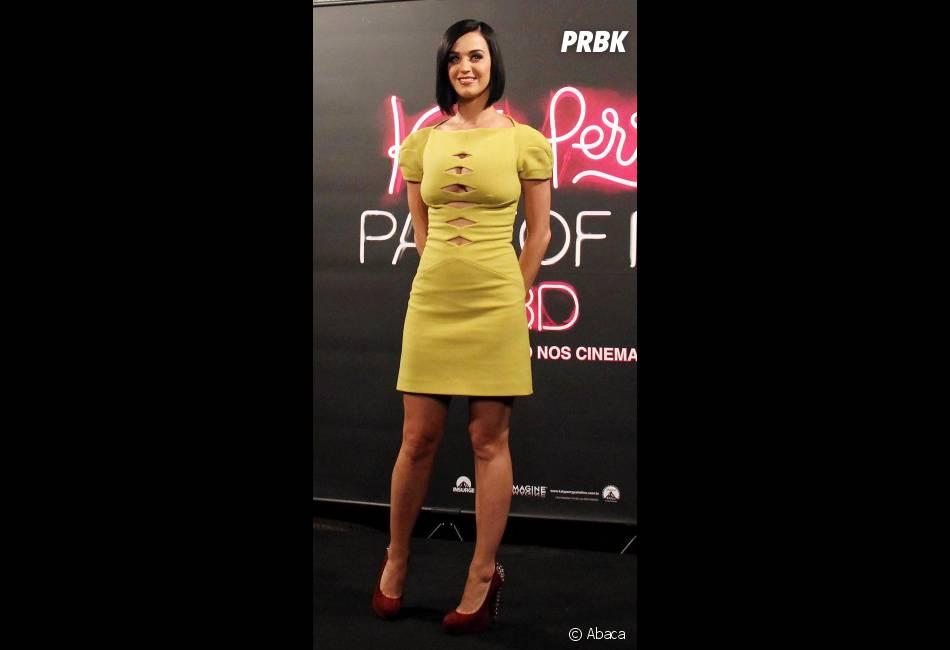 Katy Perry a fait sensation à Rio !