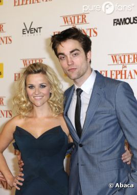 Reese Witherspoon est là pour son pote Rob !