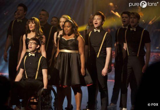 Rupture et nouvelle romance dans la saison 4 de Glee