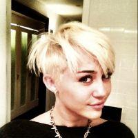Miley Cyrus : sa nouvelle coupe de cheveux horrible ! (PHOTOS)