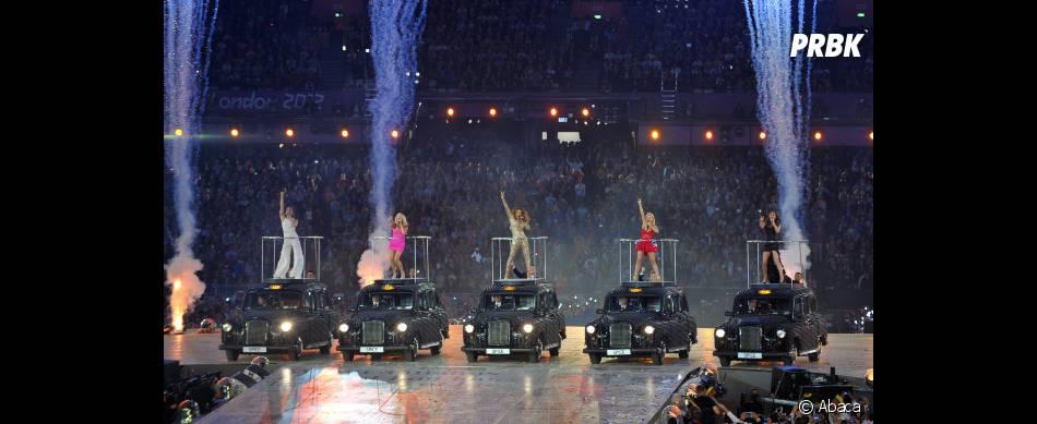 Les Spice Girls au top pour leur retour !