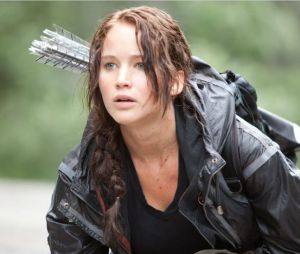 Katniss met K.O tous ses adversaires