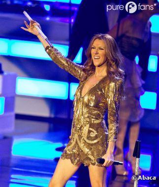 Céline Dion a un vrai côté sexy !