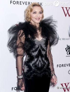 Madonna s'explique enfin sur l'utilisation de fausses armes à feu !
