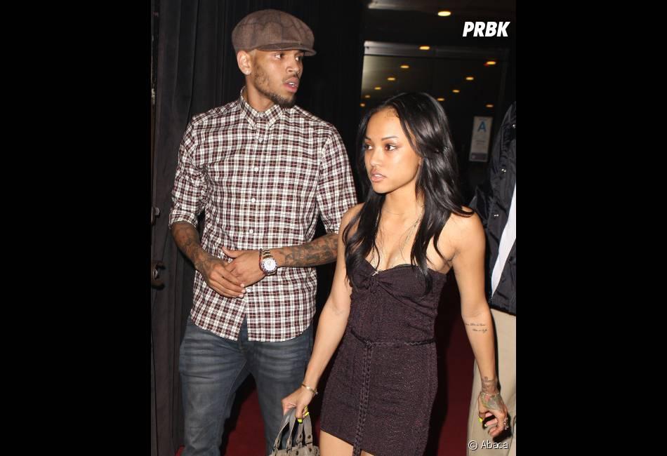 Karrueche Tran a encore Chris Brown pour elle toute seule !