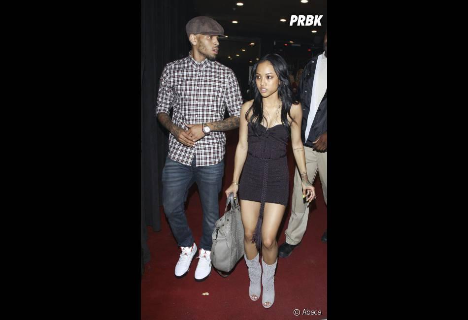 Karrueche Tran et Chris Brown profitent bien ensemble !