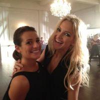 Lea Michele diva ? C'est la guerre avec Kate Hudson sur le tournage de Glee !