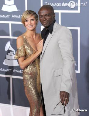 Heidi Klum et Seal, l'histoire se conjugue désormais au passé !