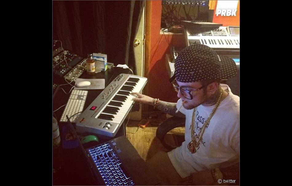 Mac Miller se fait plaisir en studio sur Goin' Places