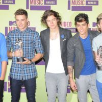 MTV Video Music Awards 2012 : One Direction et Chris Brown grands gagnants ! (palmarès)