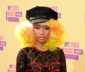 Nicki Minaj, meilleure artiste féminine aux MTV VMA 2012 !