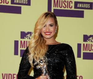 Demi Lovato aussi récompensée MTV VMA 2012