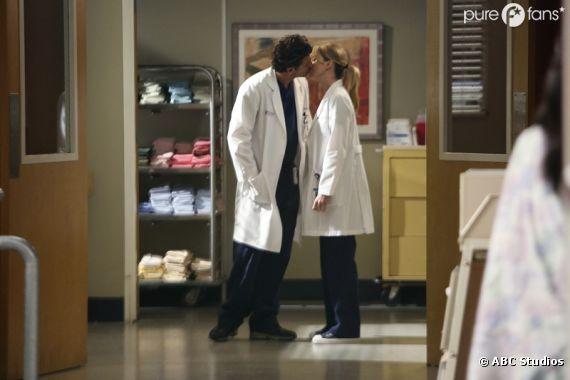 Meredith et Derek plus proches que jamais dans la saison 9