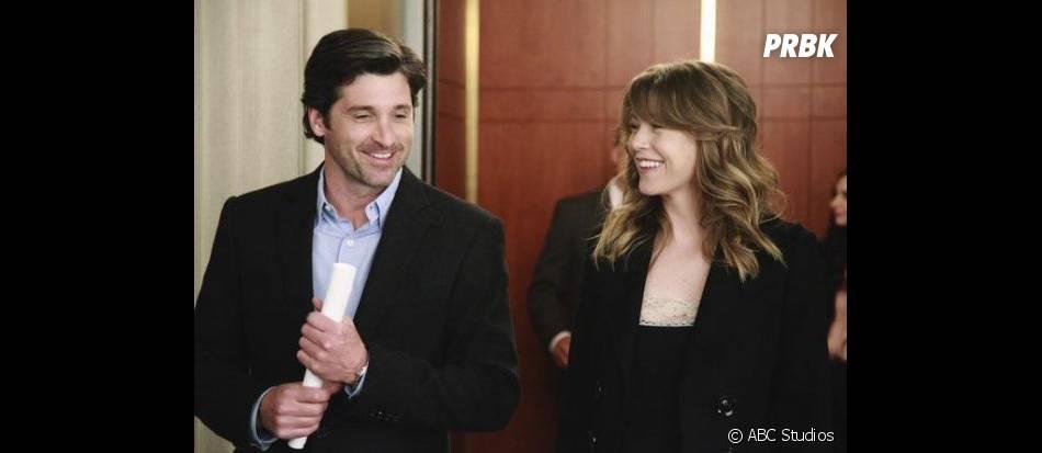 La relation sexy de Meredith et Derek explorée dans la saison 9 de Grey's Anatomy