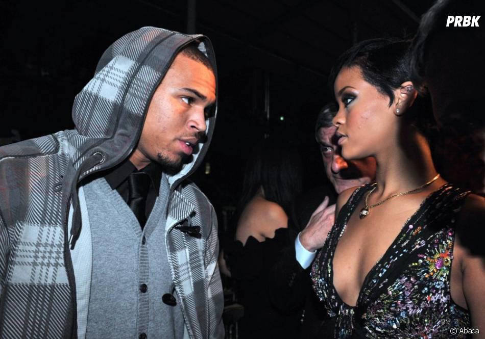 Rihanna a choisi le camp Chris Brown