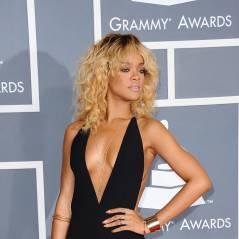 Rihanna : tatouage et seins, le cocktail made in Riri pour l'hommage à sa grand-mère (PHOTO)