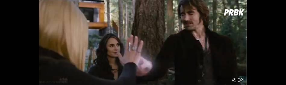 Le pouvoir de Kate dans Twilight 5