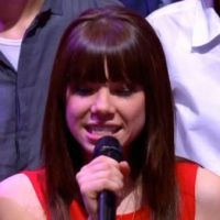 Carly Rae Jepsen : son Call Me Maybe acoustique fait décoller l'audience du Grand Journal !
