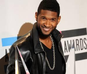 Usher a déjà fait l'amour sur ses chansons !