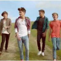 One Direction : Live While We're Young, leur clip en mode gros kiff ! (VIDEO)