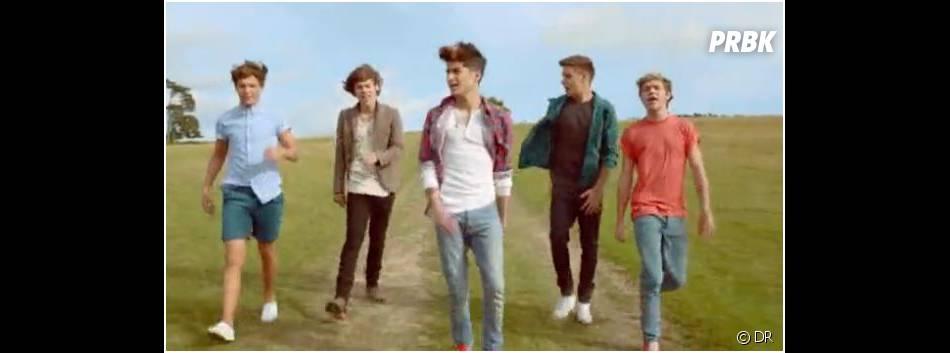 One Direction revioent avec un single plein de bonne humeur !