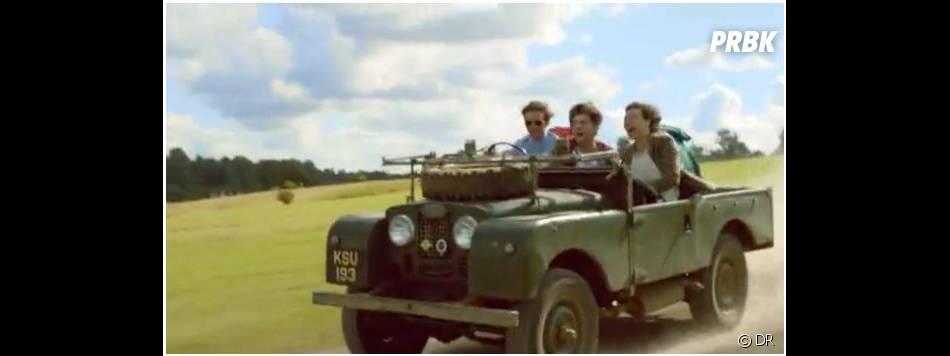 Les One Direction kiffent la vie dans leur dernière vidéo