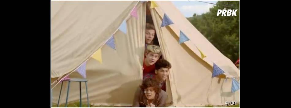 One Direction prolonge l'été avec son nouveau clip !