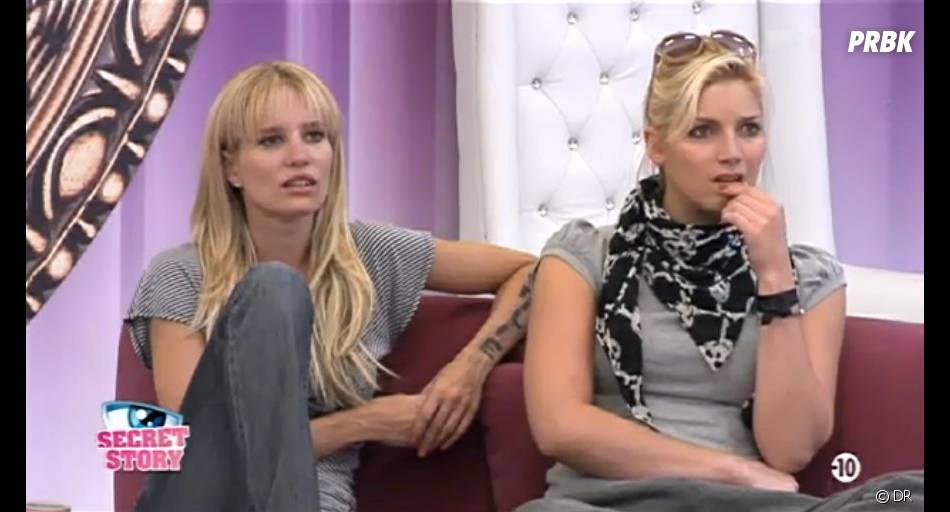 Entre Audrey et Nadège, une véritable histoire d'amitié est née...