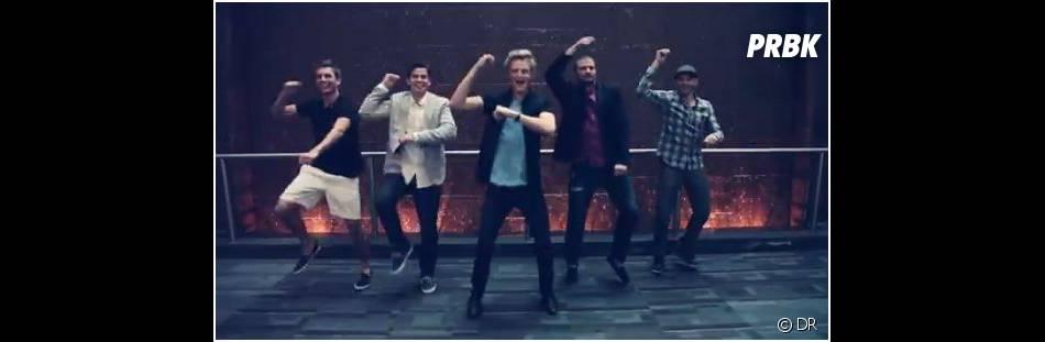 Cody Simpson maîtrise la choré  Gangnam Style