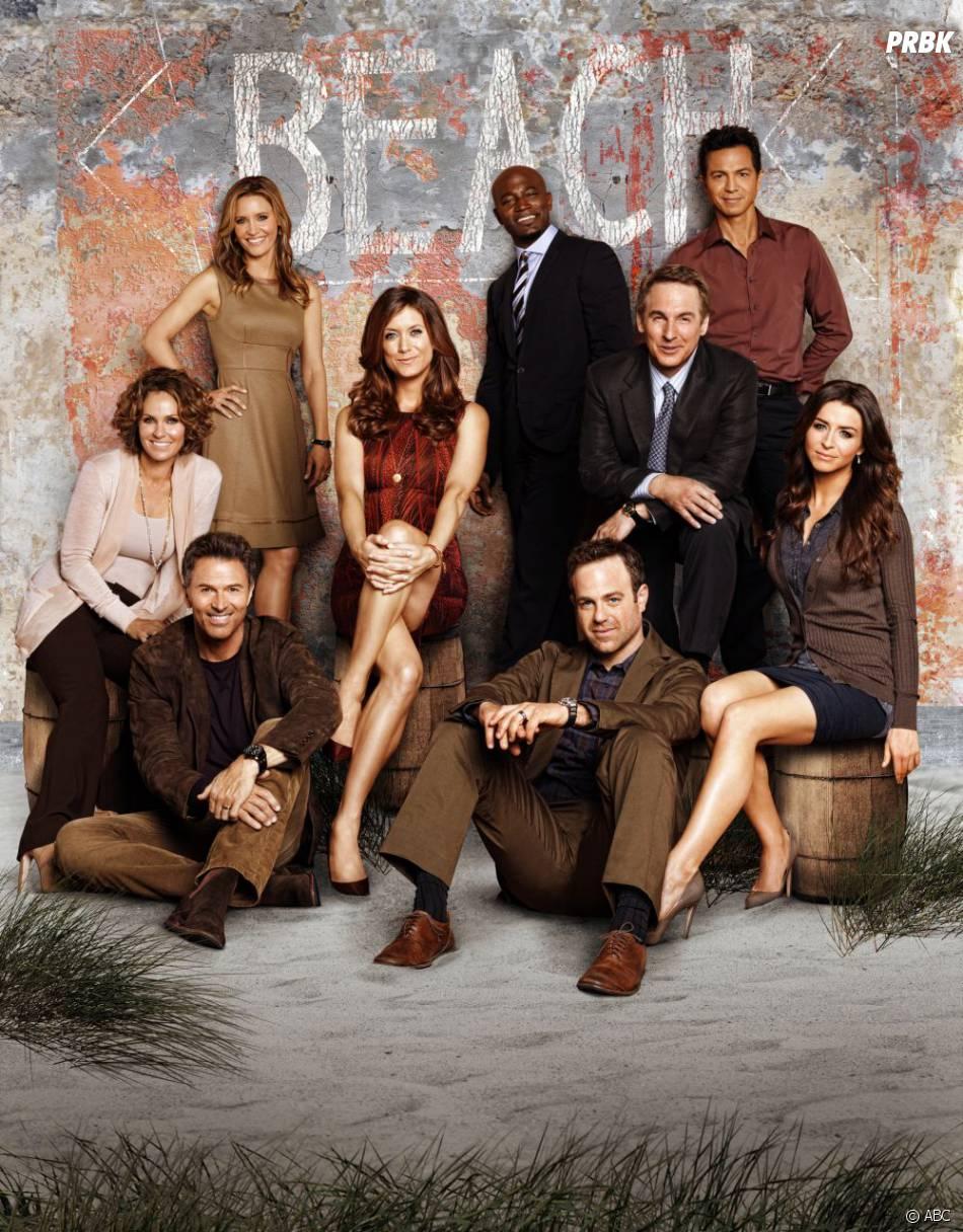 Private Practice revient pour sa saison 6 le 25 septembre 2012